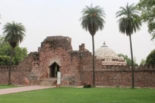 Nearby Humayun's Tomb