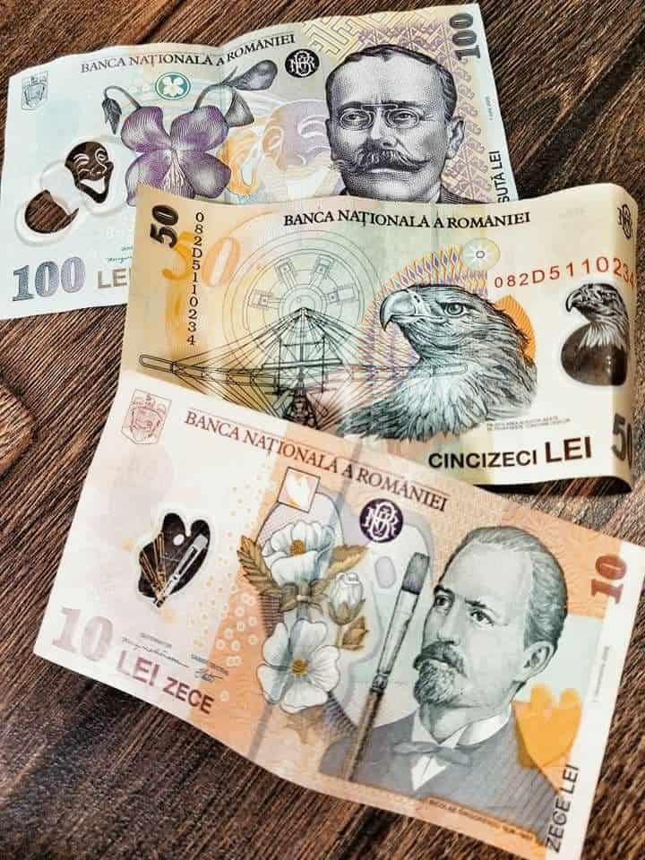 Romanian currency - lei (leu) know before moving to Romania