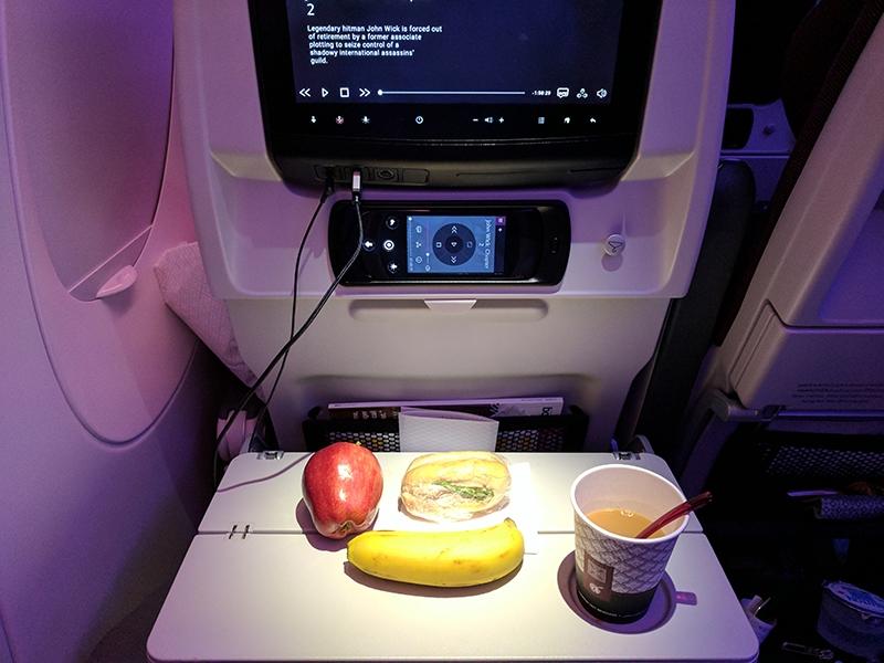 Qatar PHL DOH Snack