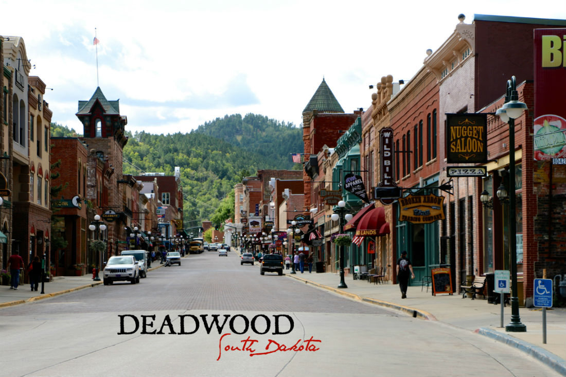 Deadwood North Dakota
