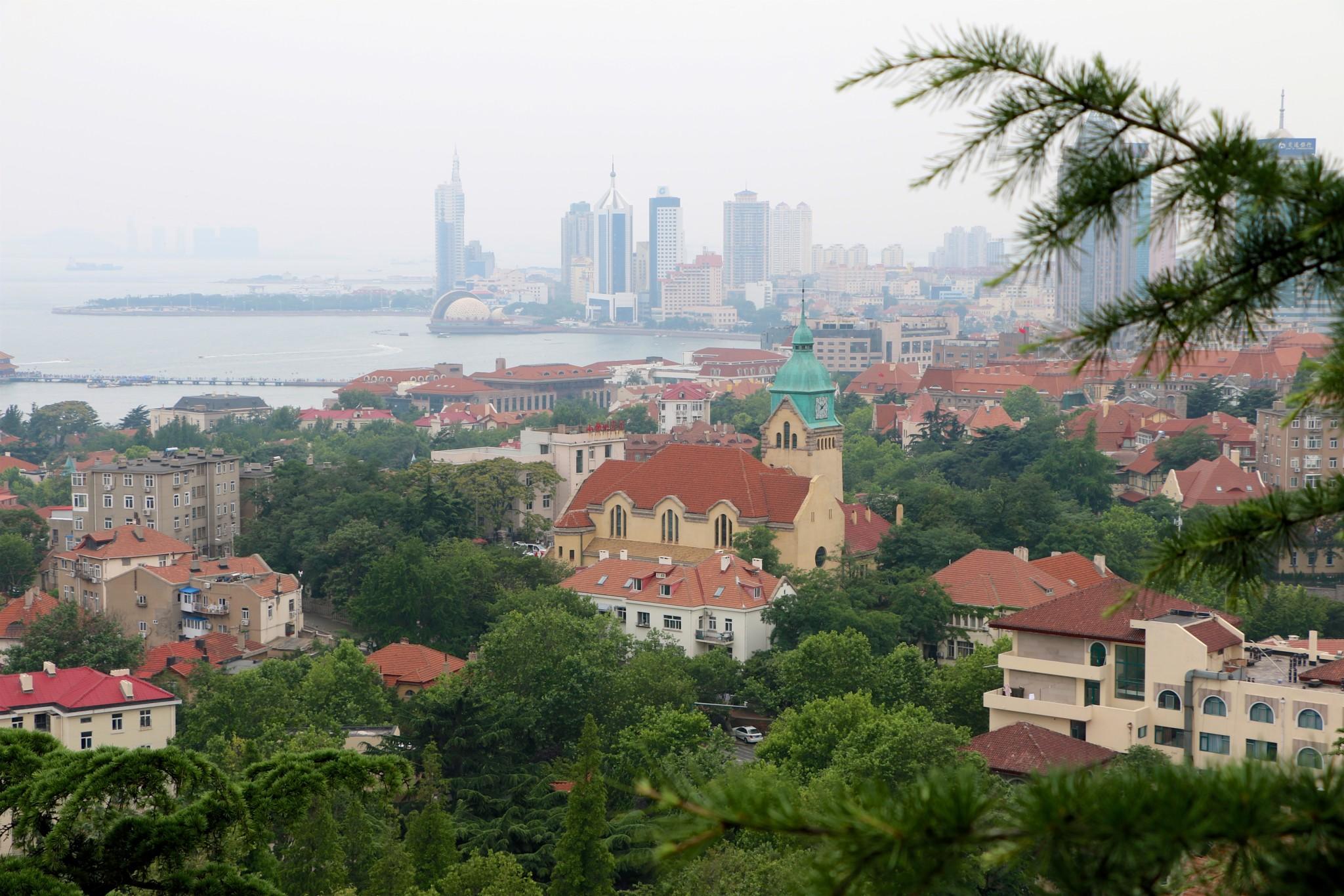 XinHaoShan Park│Signal Hill Park