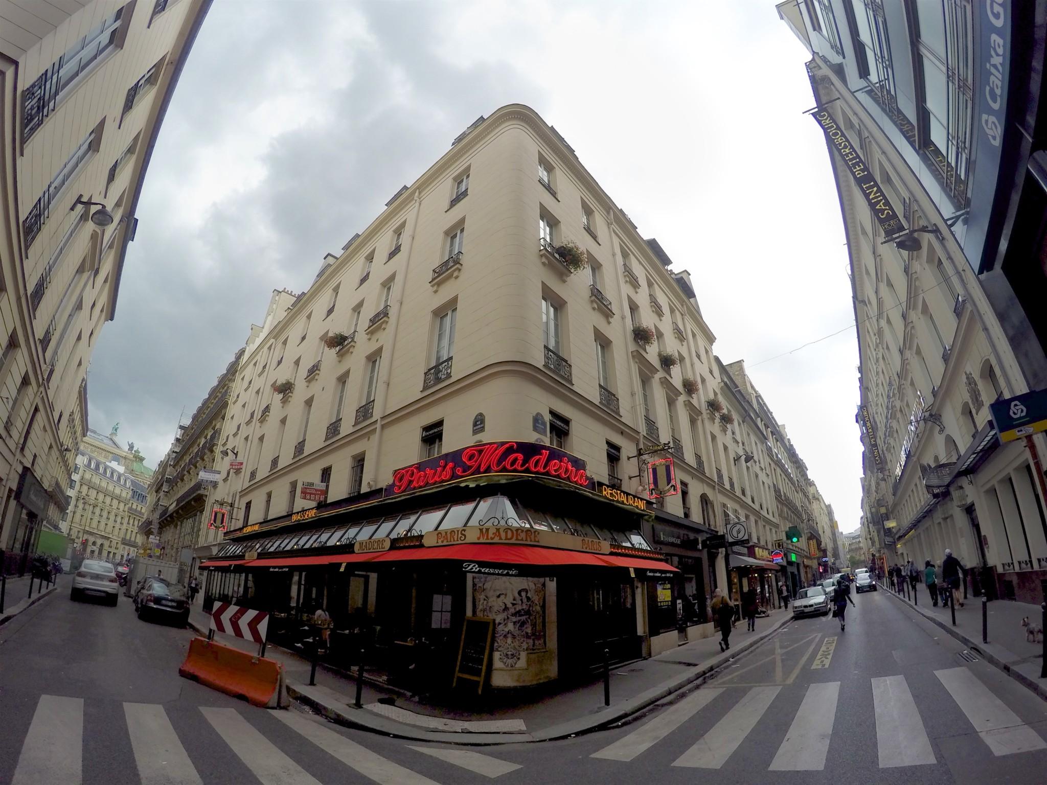 Paris Madeira