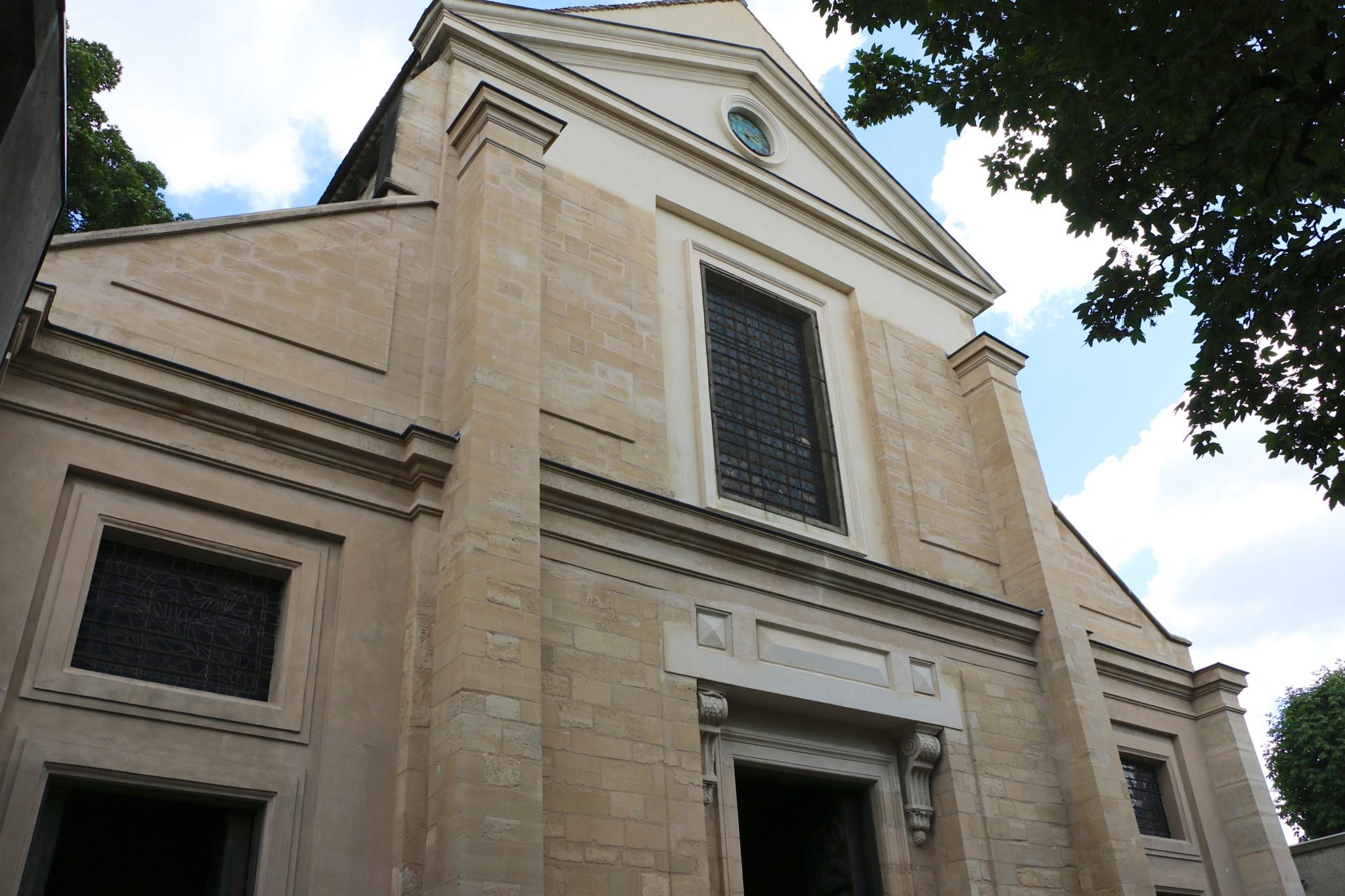 Saint-Pierre de Montmartre