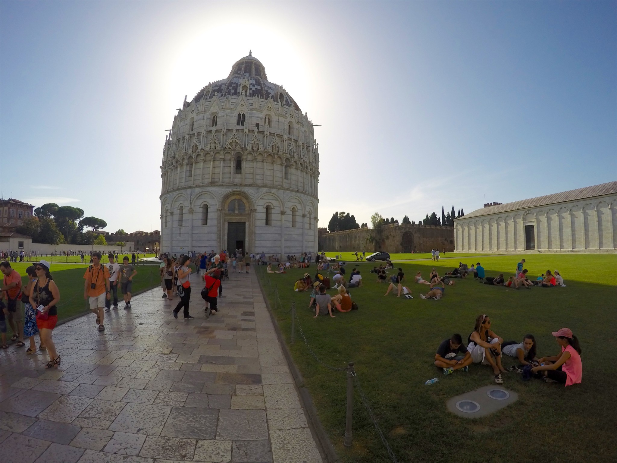 Square of Miracles│Pisa, Italy