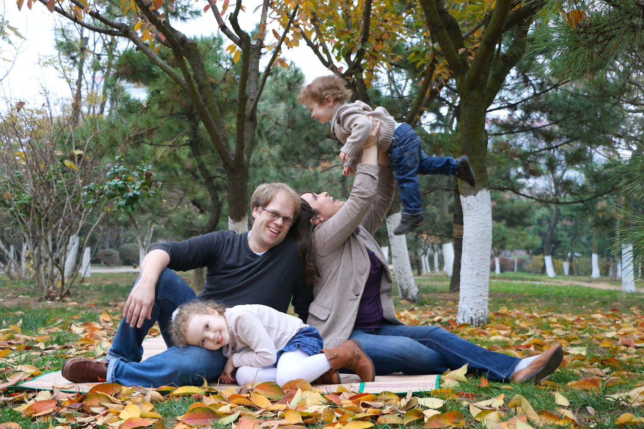 Hitt Family Shoot