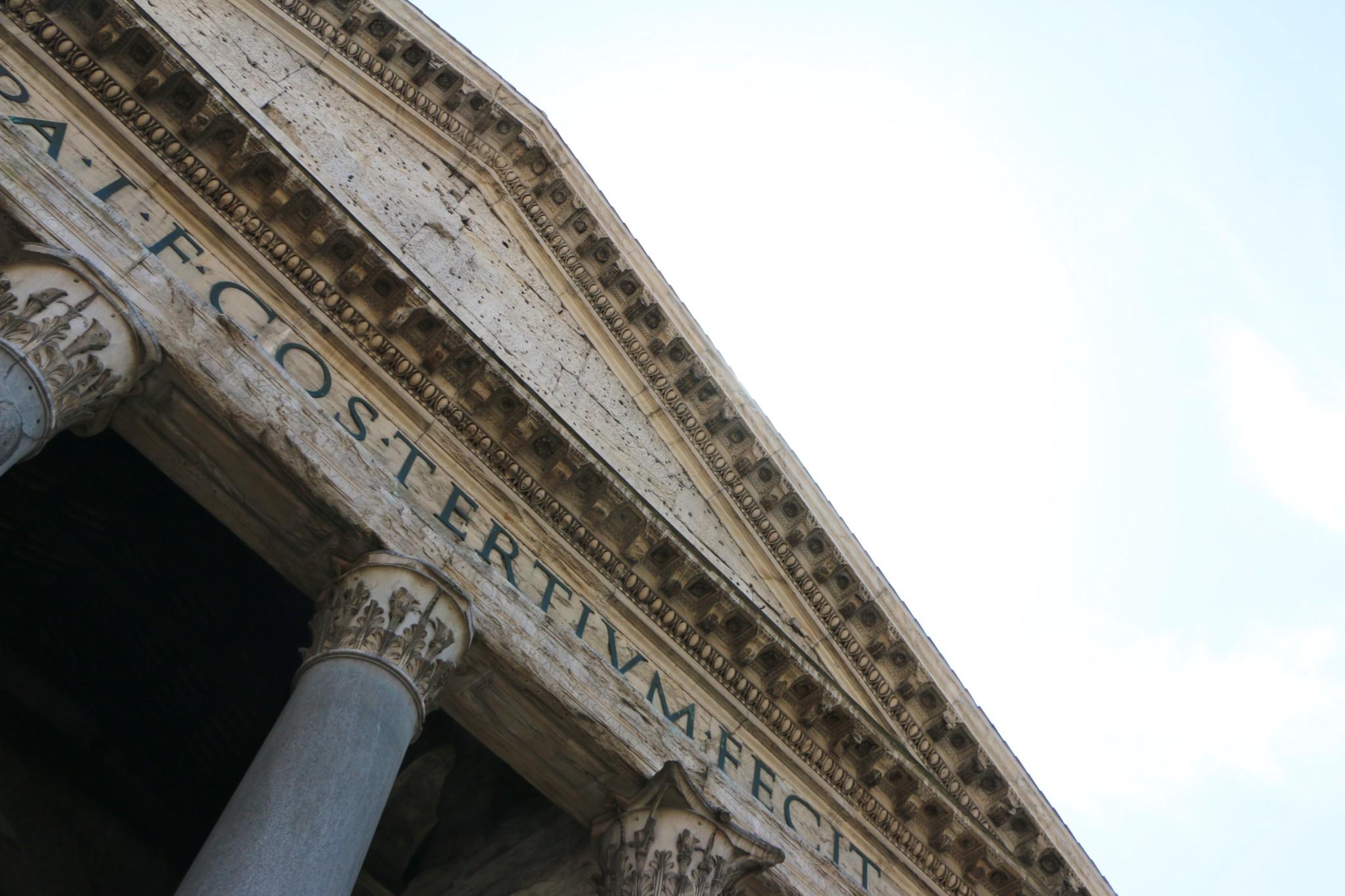 The Pantheon, Rome