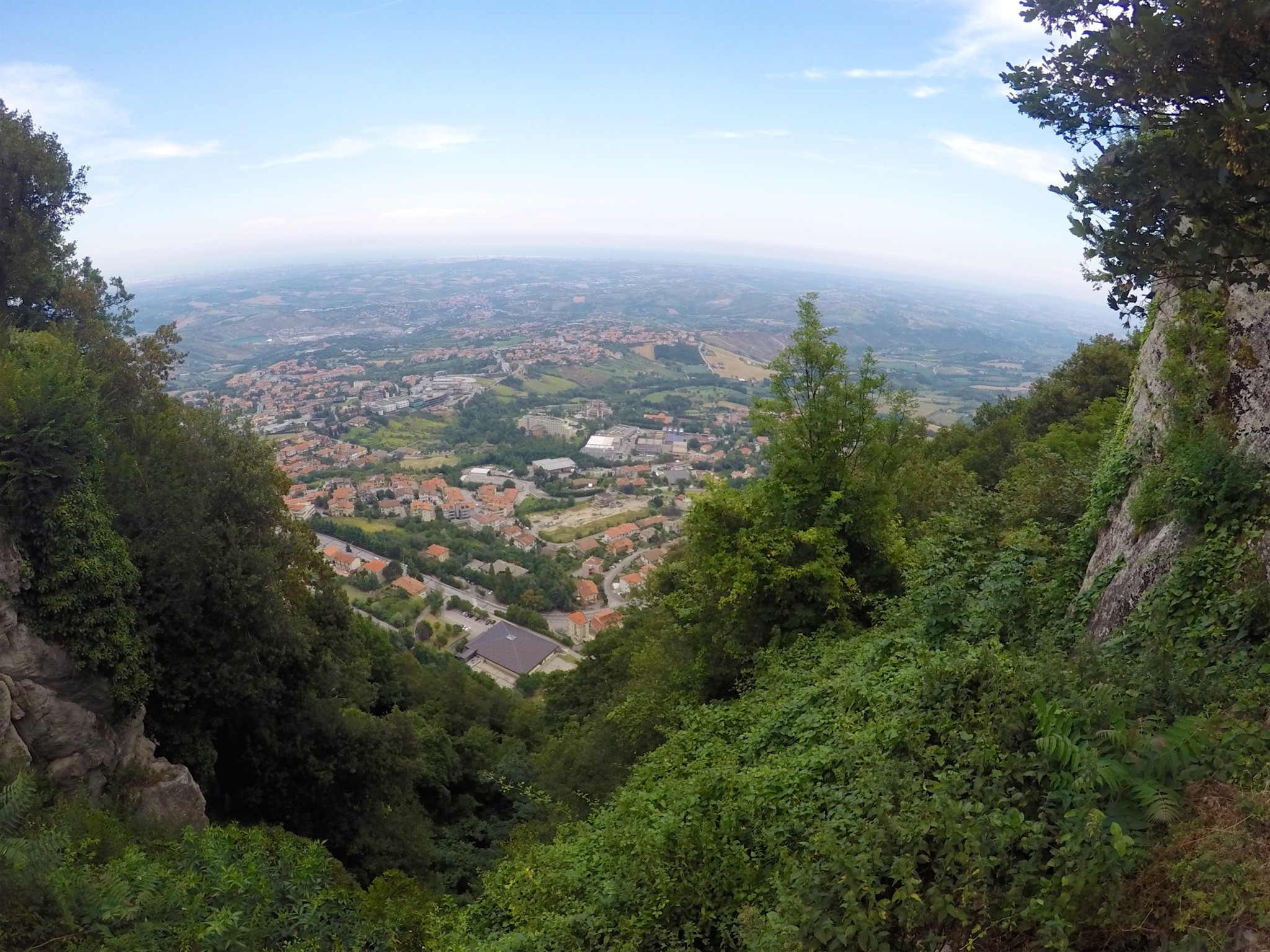 The Winding Journey to San Marino