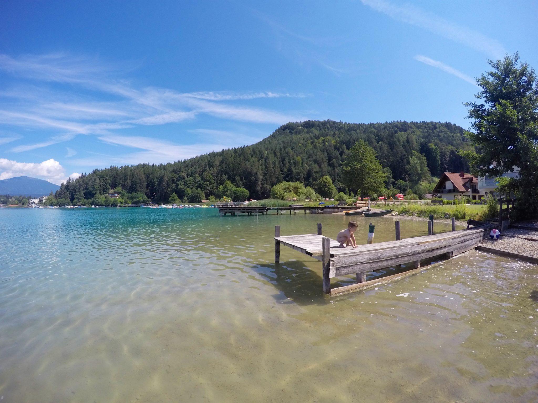 Lake Faak, Austria│Friends Re-unite