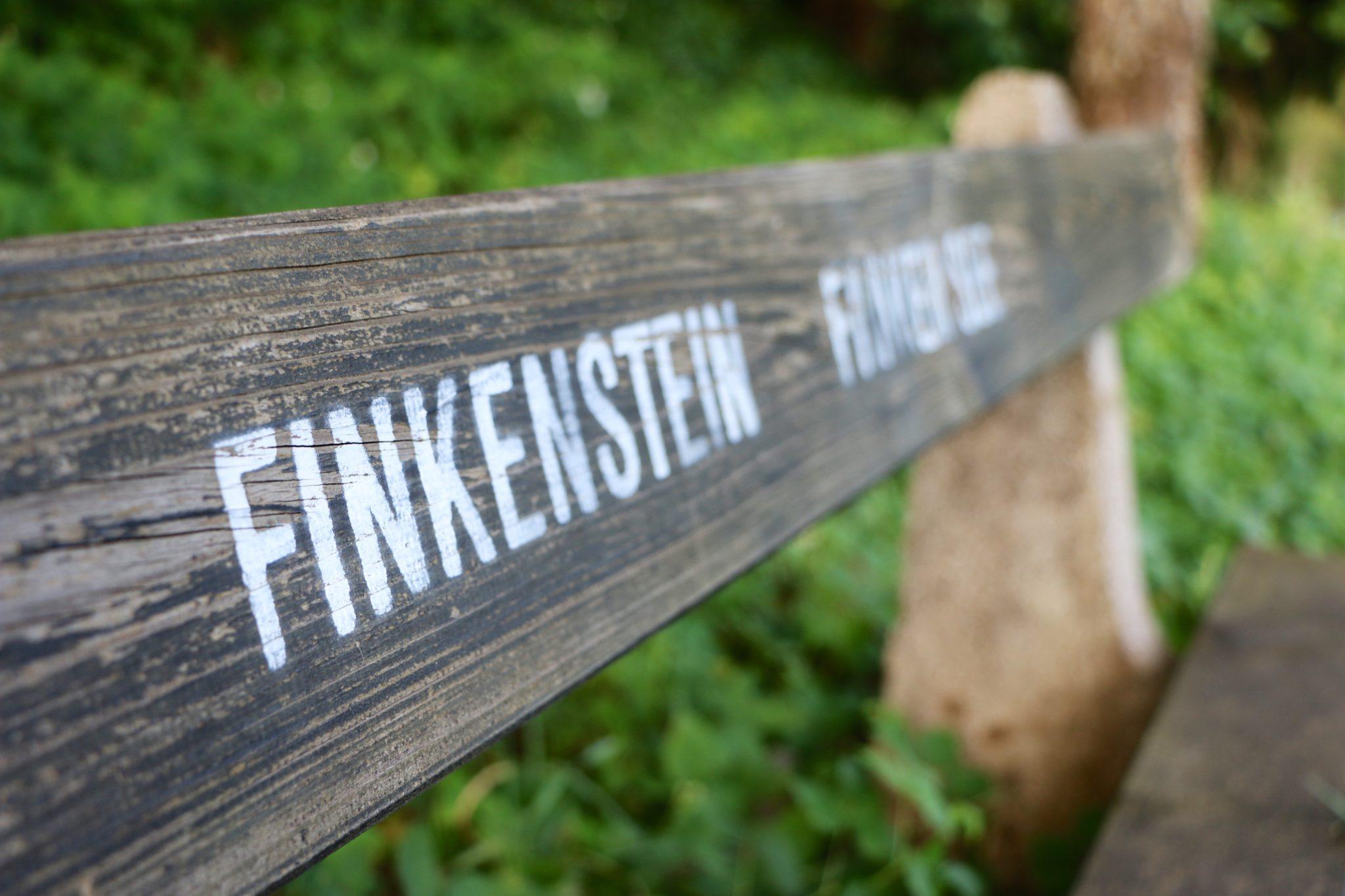 Burgruine Finkenstein