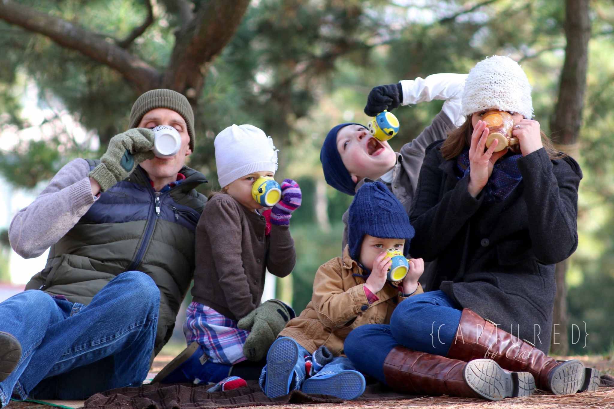 Budensiek Winter Family Shoot