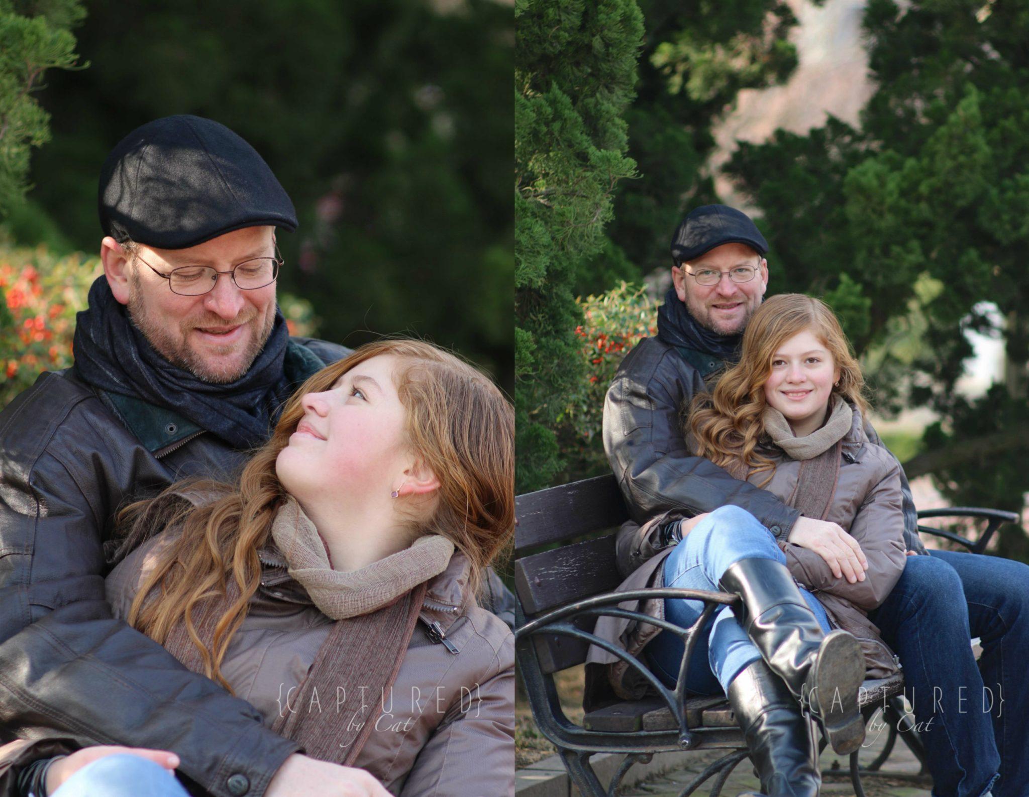 Hower Winter Family Shoot