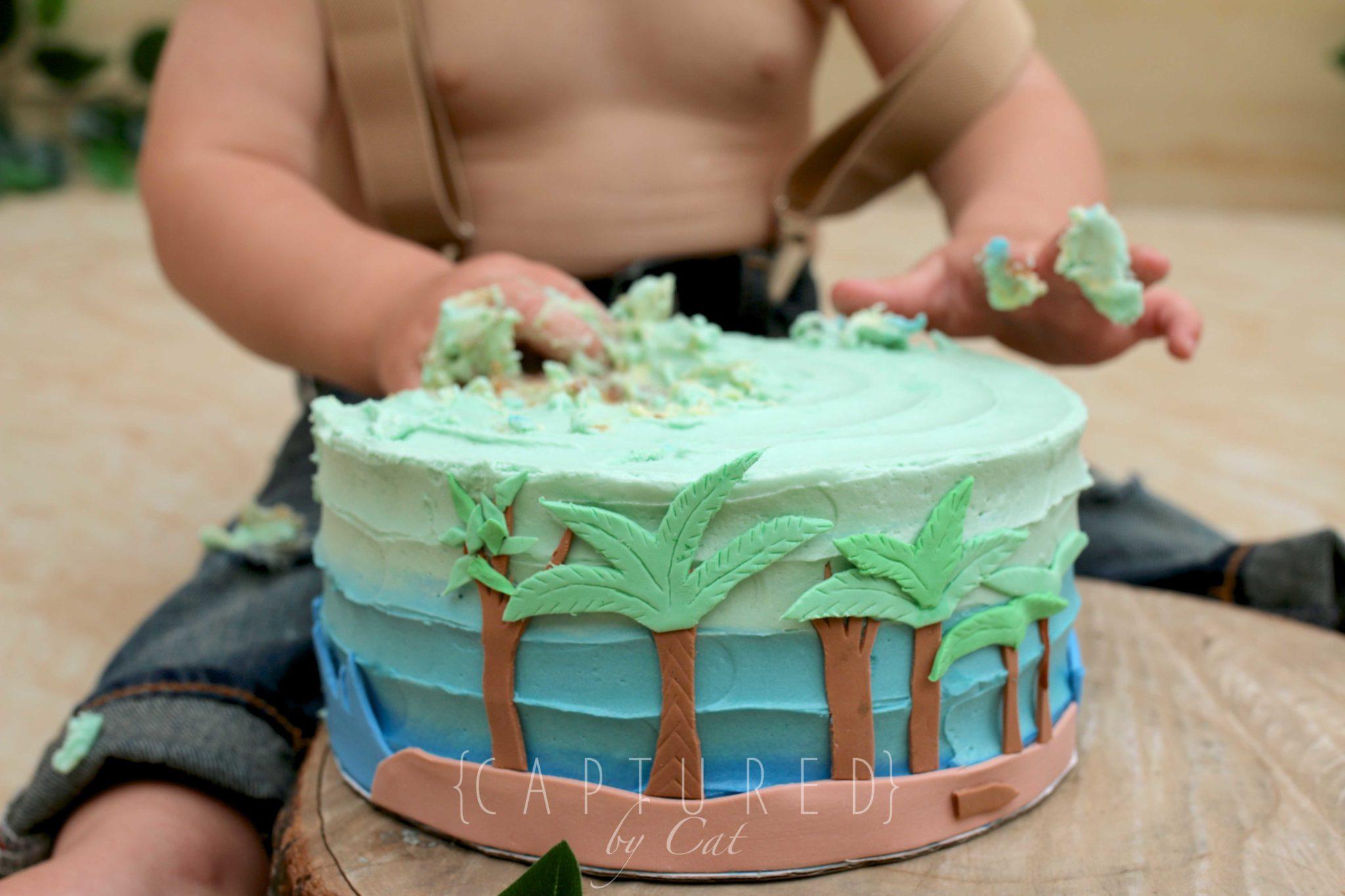 Cooper's Cake Smash