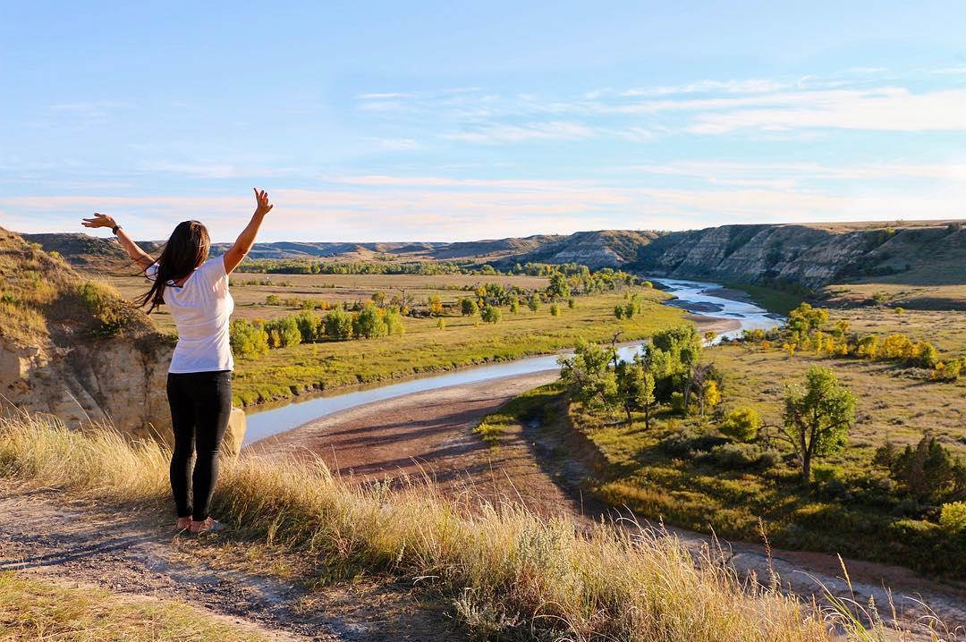 Theodore Roosevelt National Park North Dakota USA   hellip