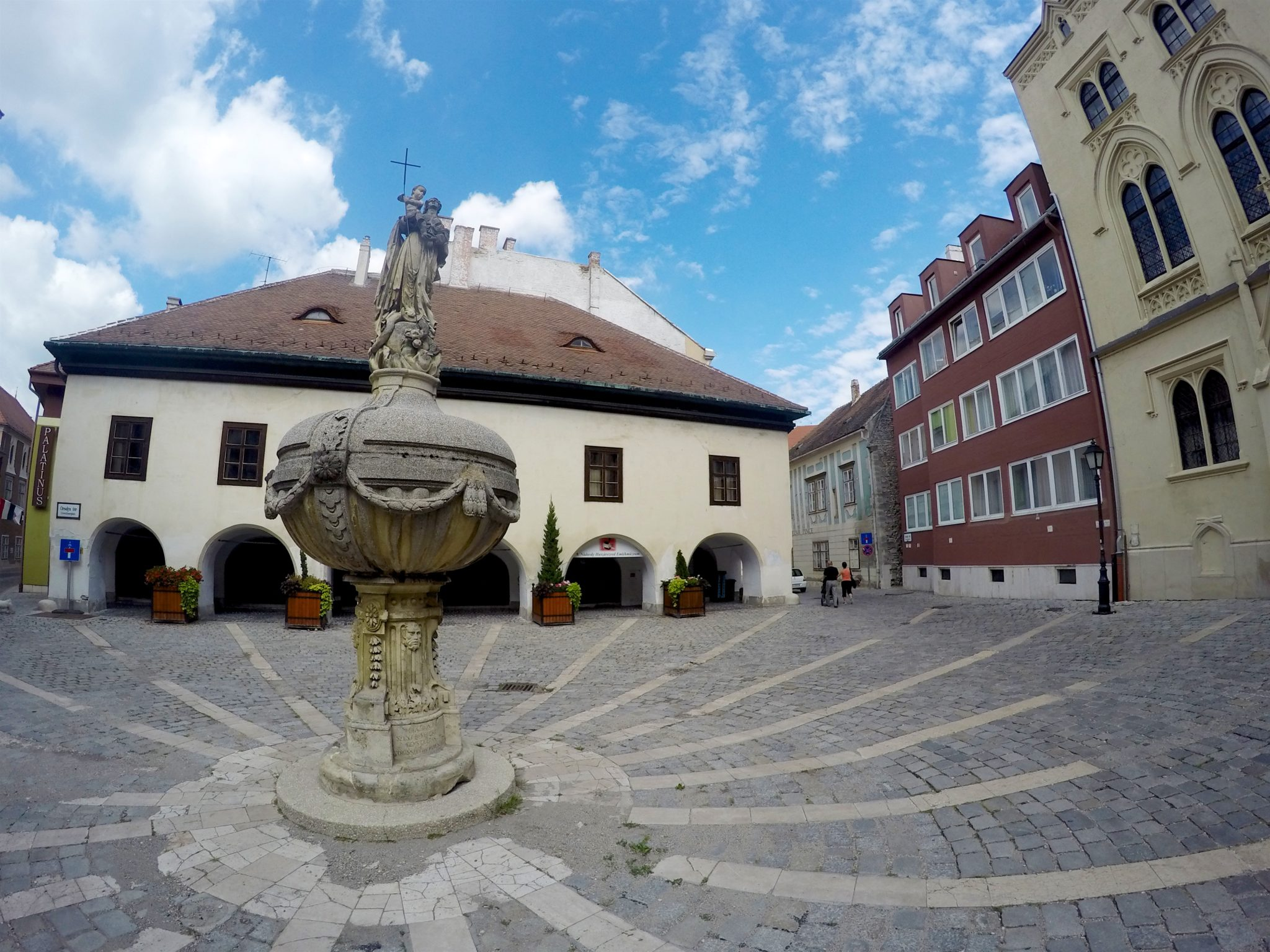 Hungary's Most Faithful City: SOPRON
