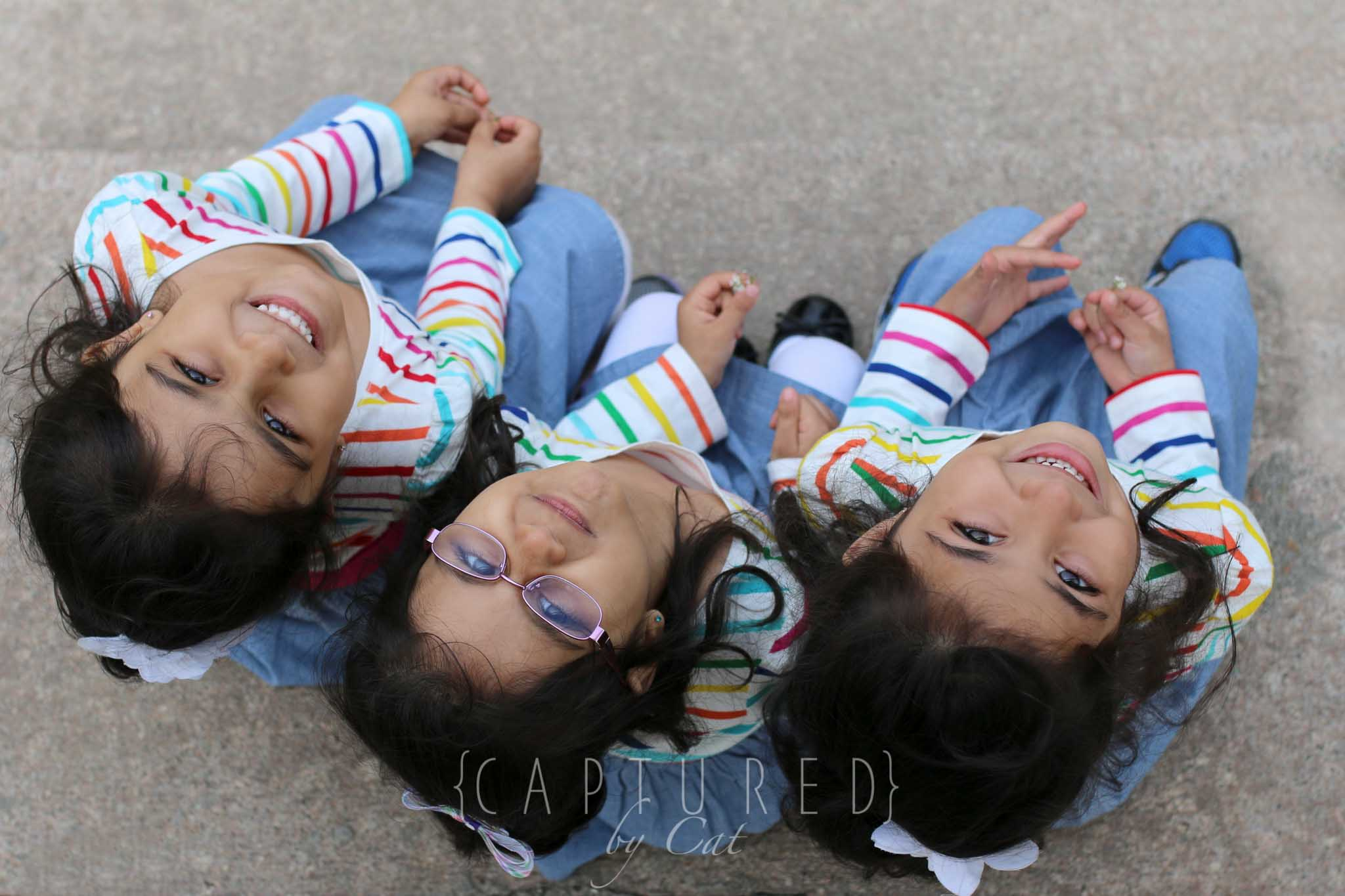 Hussain Sisters Spring Shoot