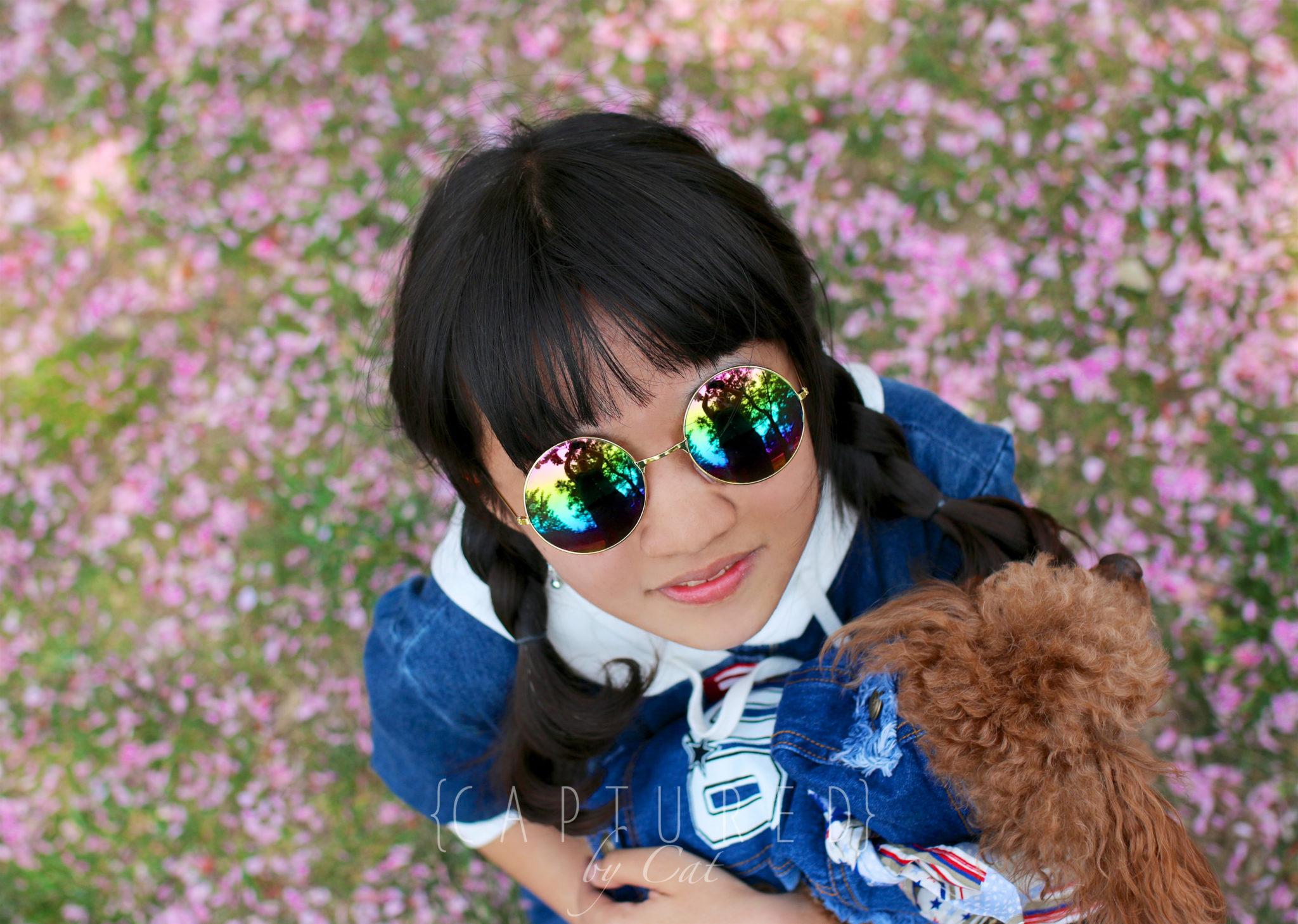 Lucia's Spring Shoot