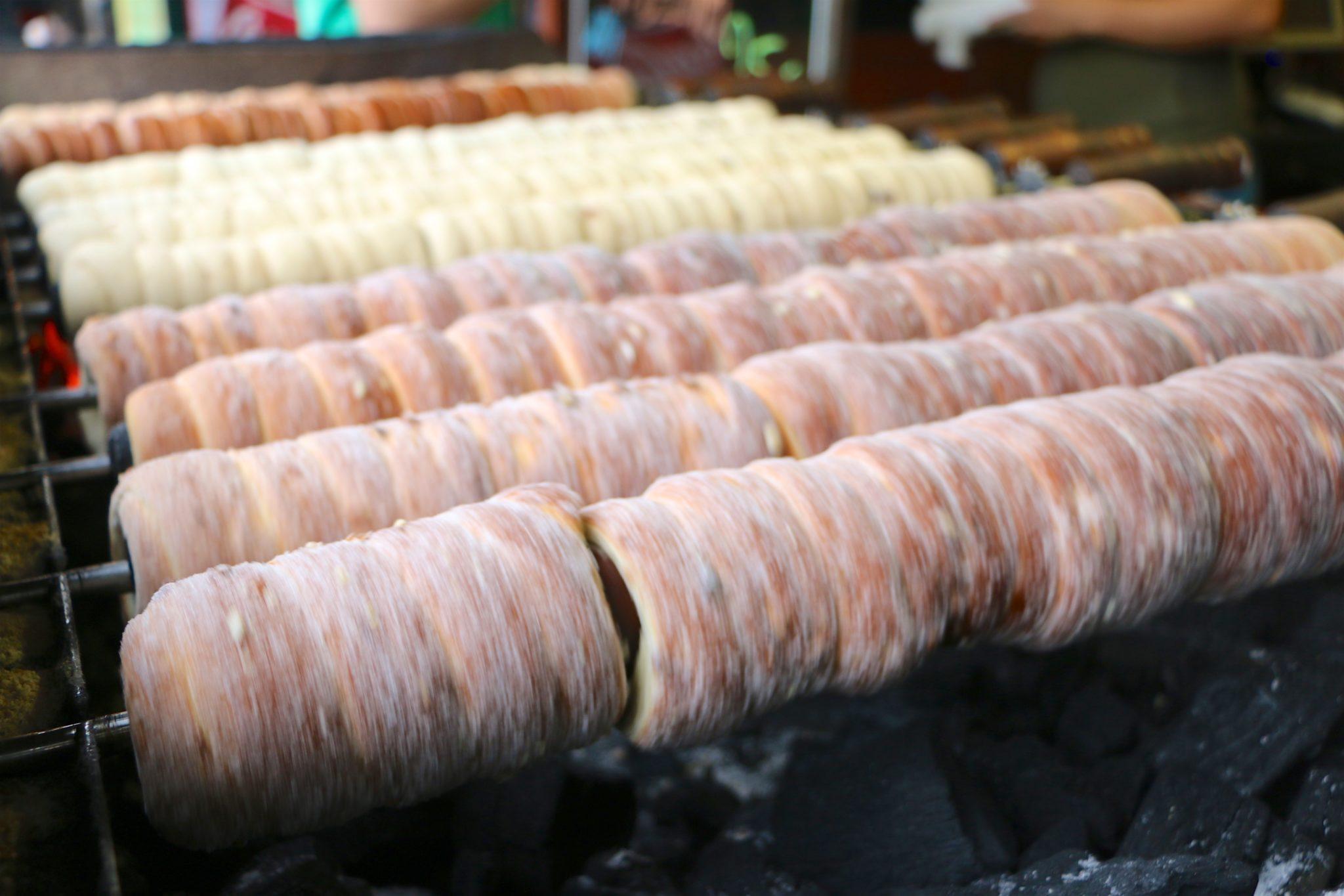 Trdelník: The Chimney Cake