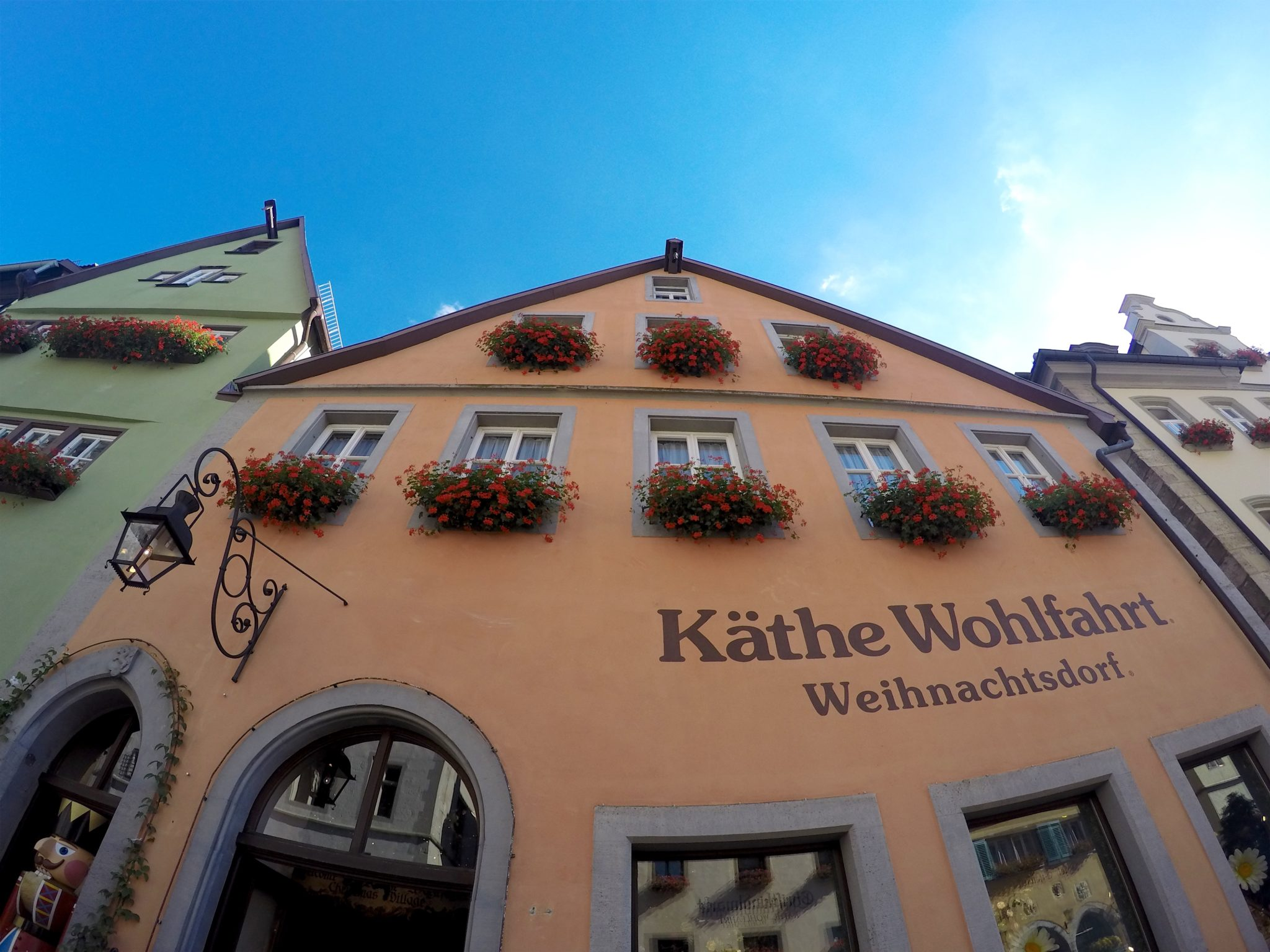 Germany's Fairytale Town: Rothenburg