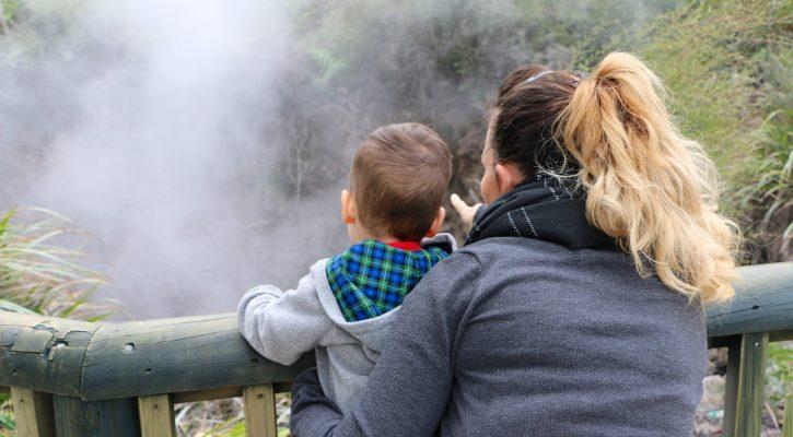 Kuirau Geothermal Park