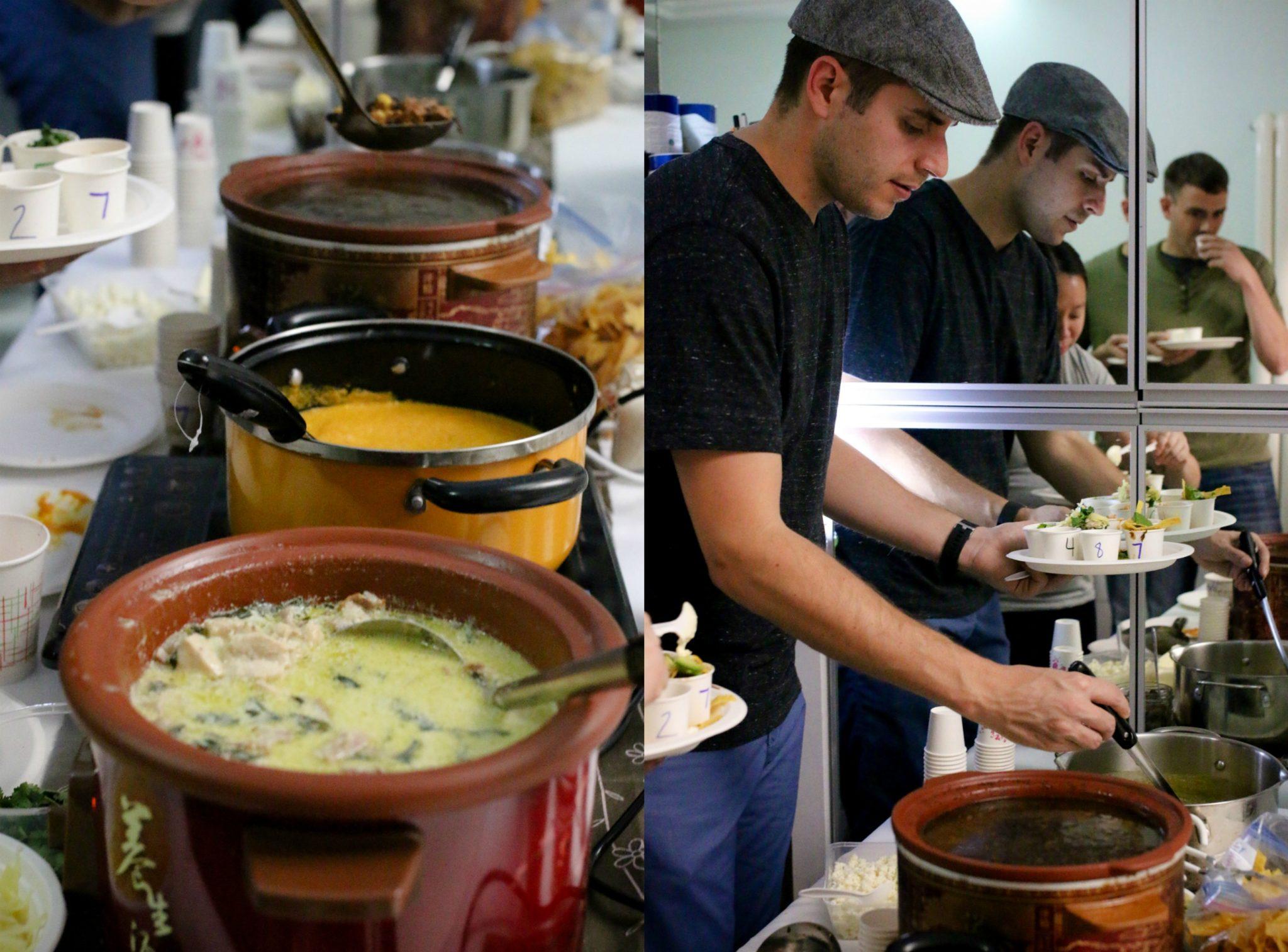 soup party 2017