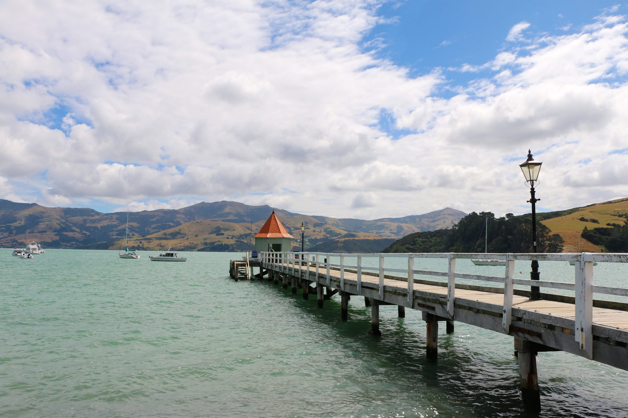 Akaroa │ A French Town in New Zealand