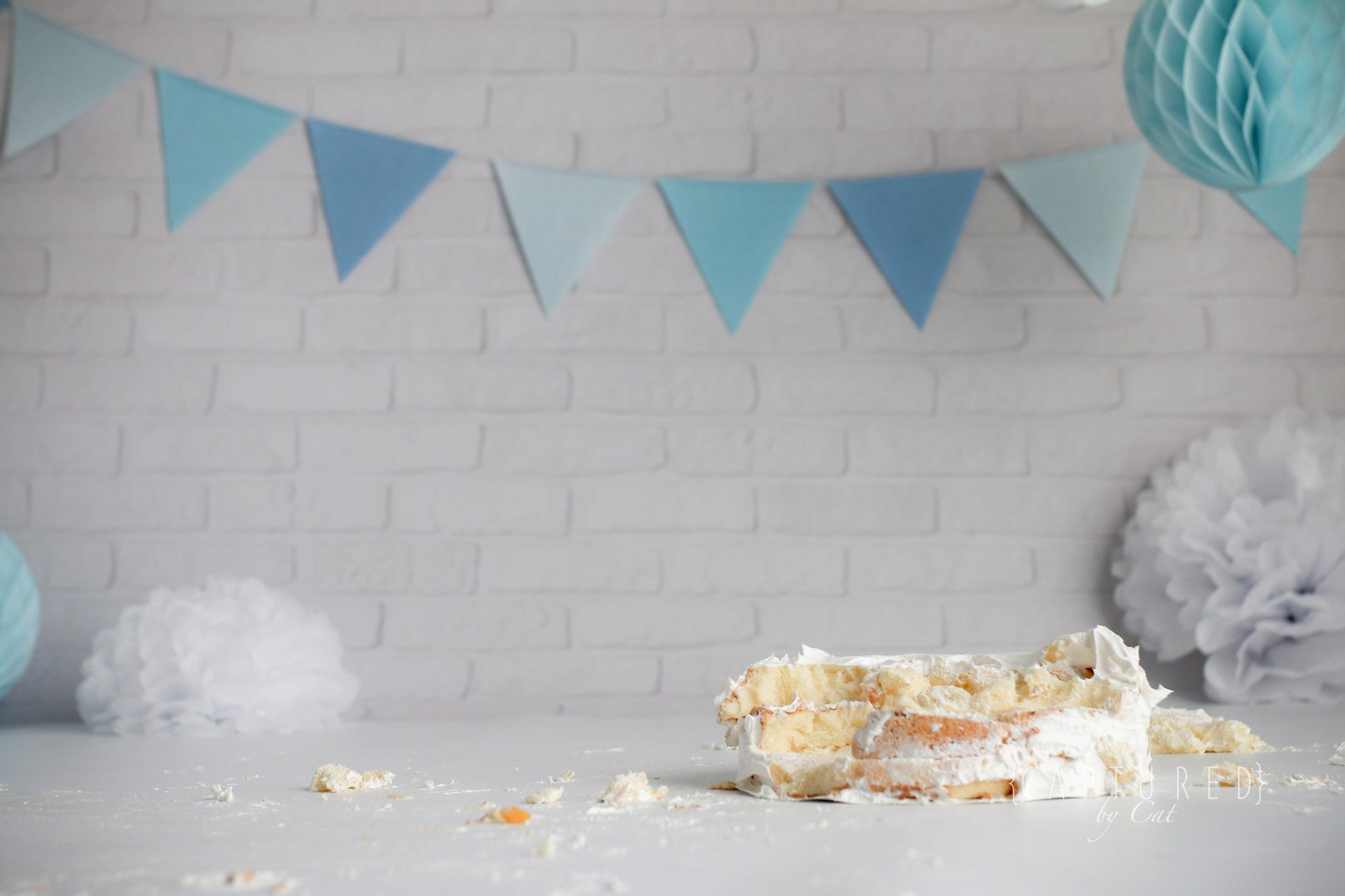 Lukas' Cake Smash