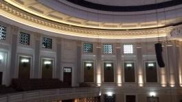 City hall auditorium