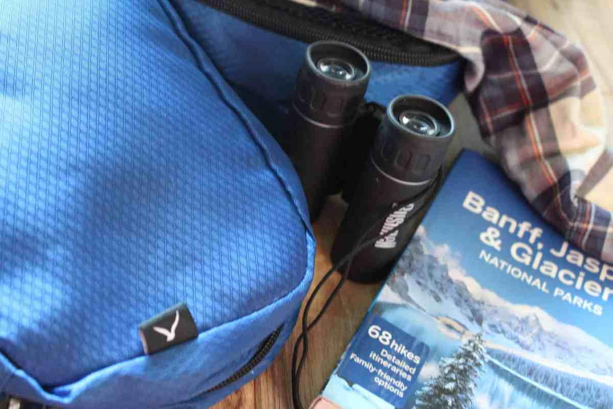 Jasper and Banff National Parks: Packing list