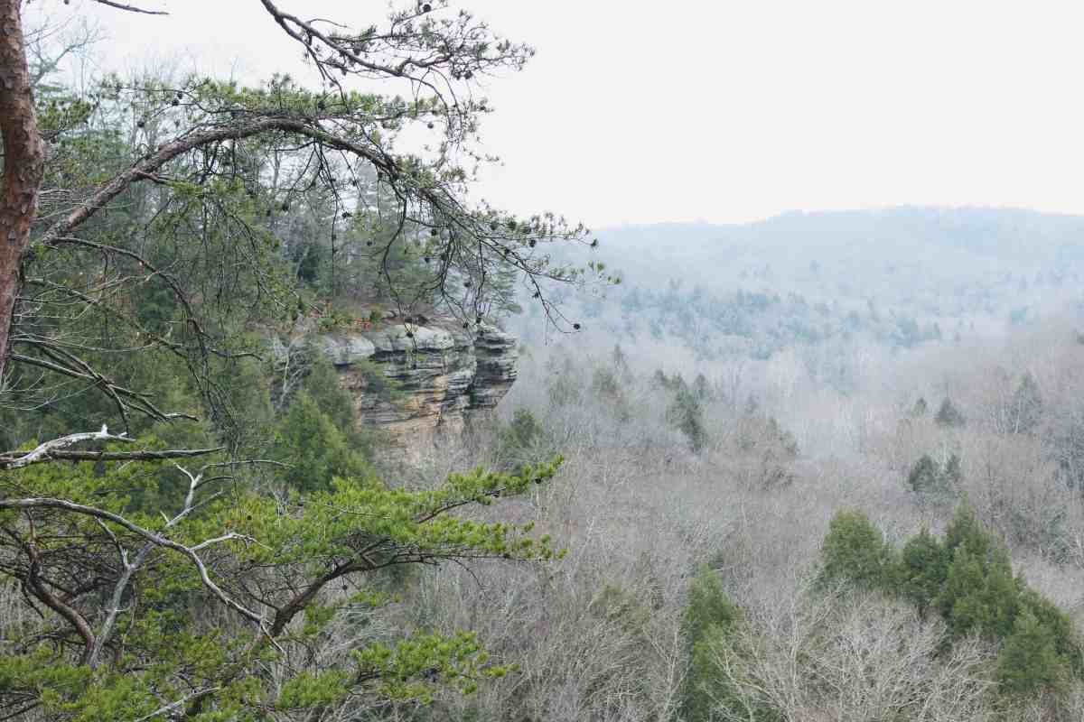 Day hikes from Columbus
