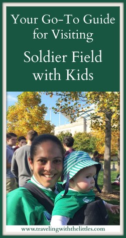 Soldier Field with Kids