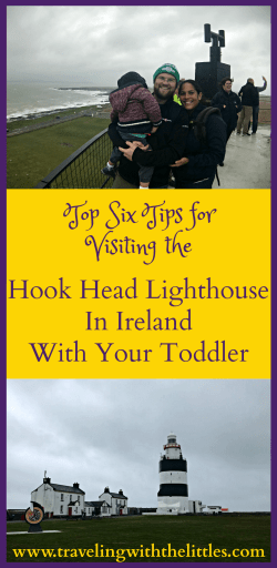 Top Six Tips for Visiting the Hook Head Lighthouse with a Toddler