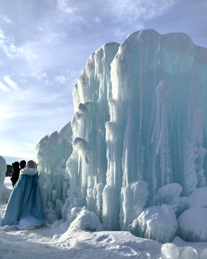 Ice Castles Lake Geneva, Things to do In Lake Geneva with Kids