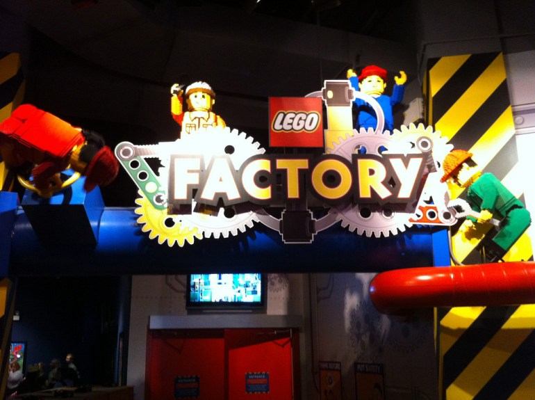 Lego Discovery Center- things to do in Chicago Indoors, with Kids
