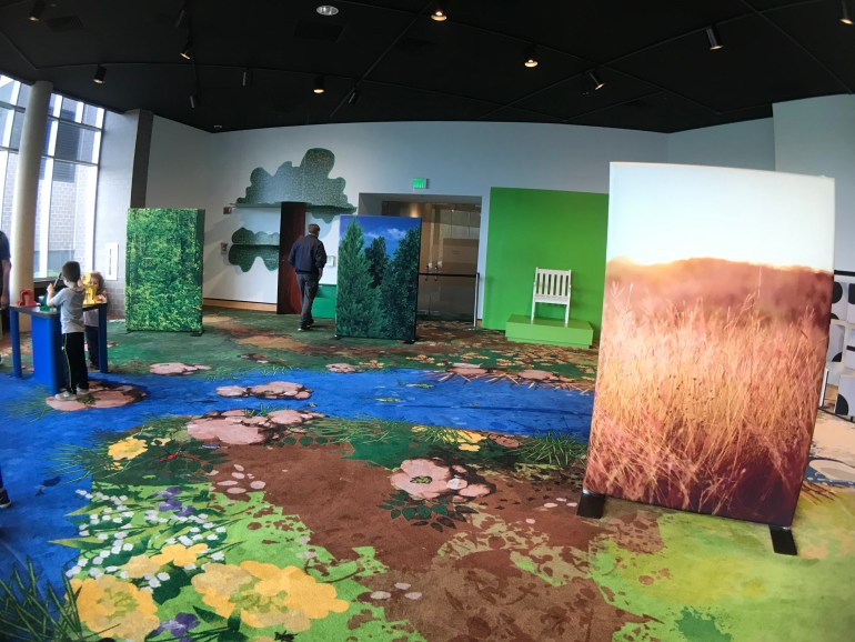 Inside/Outside: An Interactive Sculpture Experience for Families- Frederic Meijer Gardens and Sculpture Park-Grand Rapids with Kids