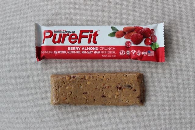 PureFit Bar Almond Berry
