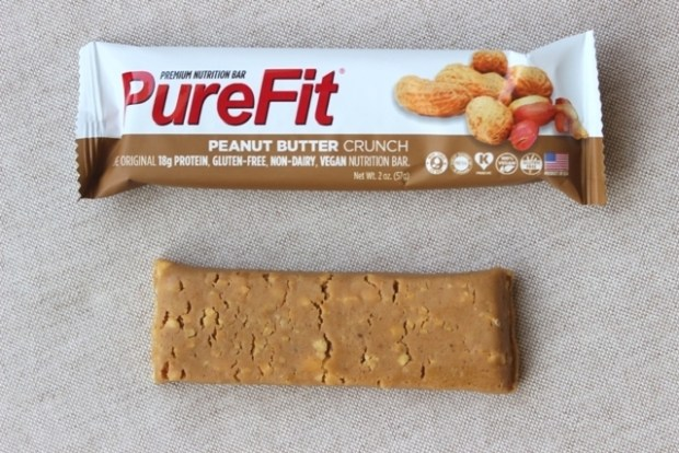 PureFit Bar Unwrapped Peanut Butter