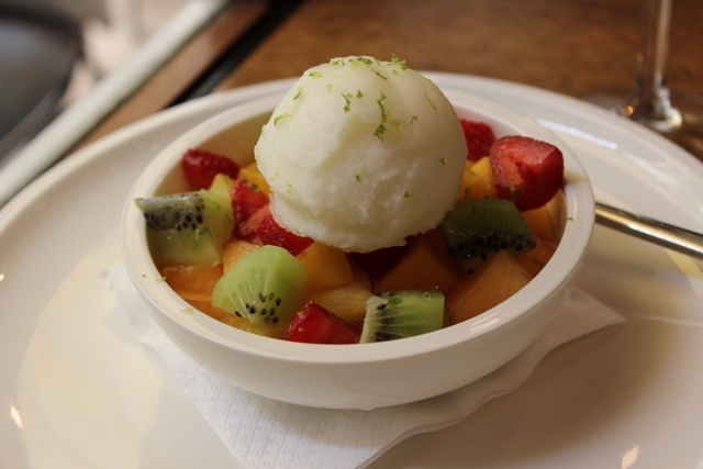 SUD Restaurant Mar Mikhael - June 4, 2016 05 Fruit salad (4)