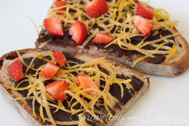 Breakfast Barn Vegan Chocolate Chakala
