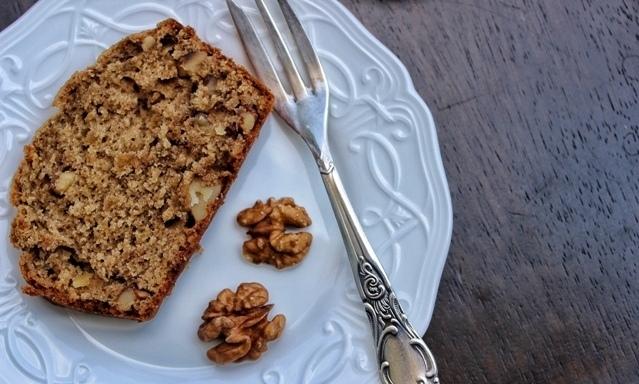 Vegan Banana Bread Recipe 2016 (1)