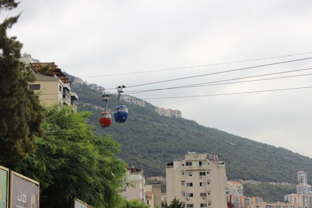 Harissa Teleferique Lebanon Tourism (1)