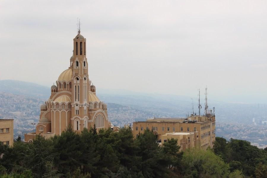 Basilica of St. Paul Lebanon