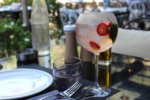 SUD Restaurant Cocktail