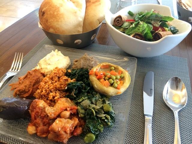 Socrate Hamra - Vegan Day 3