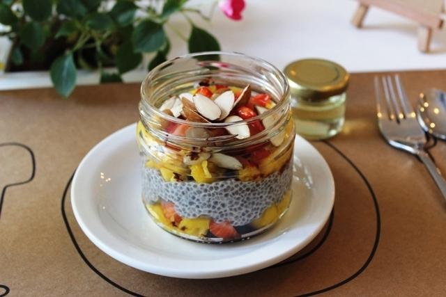 Vegan Challenge - Breakfast Barn
