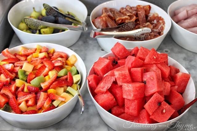 La Petite Table Dbayeh Breakfast Bar Watermelon