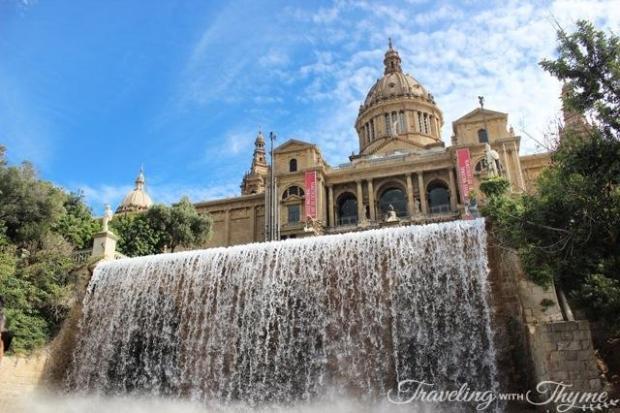 barcelona mnac national arts museum