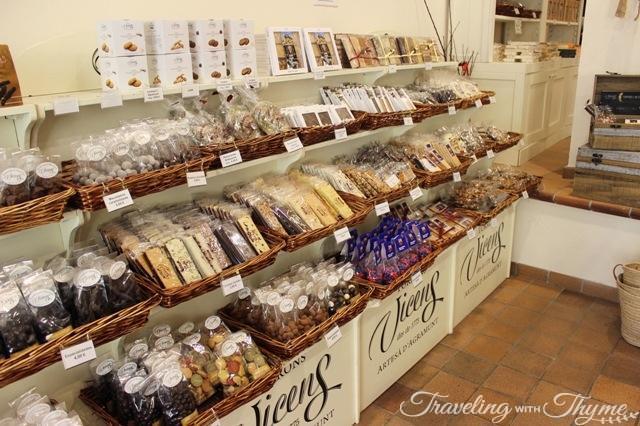 Poble Espanyol Shops