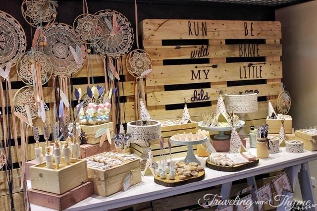 Elsa Chocolatier Events Section