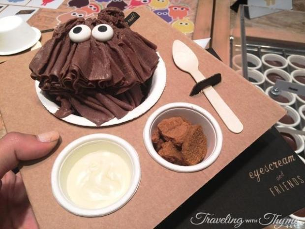 Eyescream and Friends Barcelona Chocolate