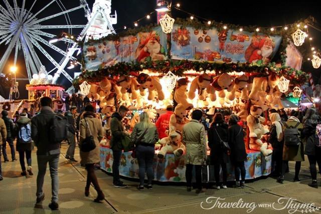 Winter Wonderland London Teddies